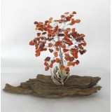 Carnelian Tree of Life 160 Chip White sage