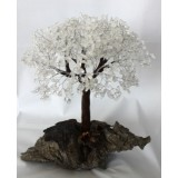 Clear Quartz  Tree of Life 1000 Chip Hakea